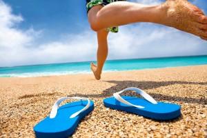 ריצה לים